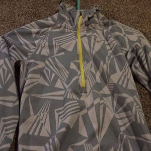 Nike running shirt only worn one time